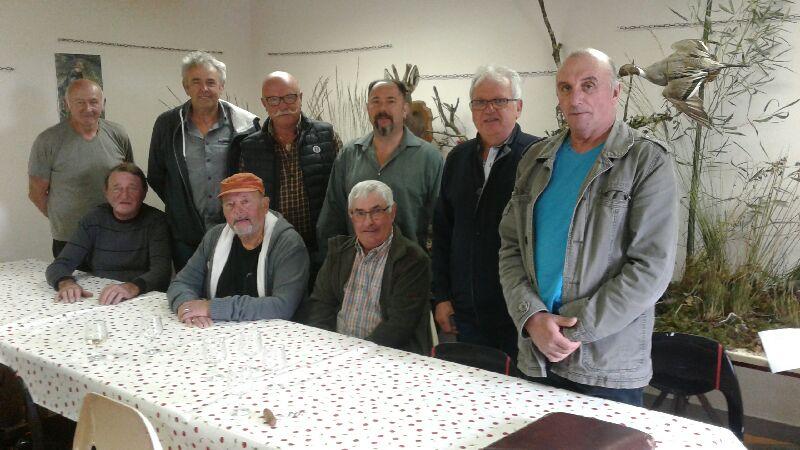 Assemblée générale de la société de chasse La Tréflévénézienne